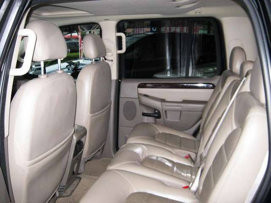 Used 2005 AT Ford Explorer GH-1FMEU74 Image[8]