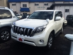 2015 AT Toyota Land Cruiser Prado CBA-TRJ150W