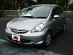 2006 CVT Honda Fit DBA-GD1