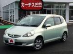 2007 CVT Honda Fit DBA-GD1