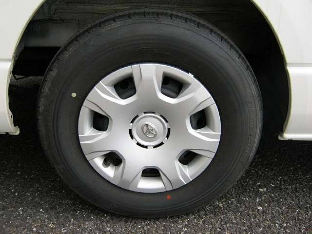 Used 2014 AT Toyota Hiace Van CBA-TRH214W Image[5]