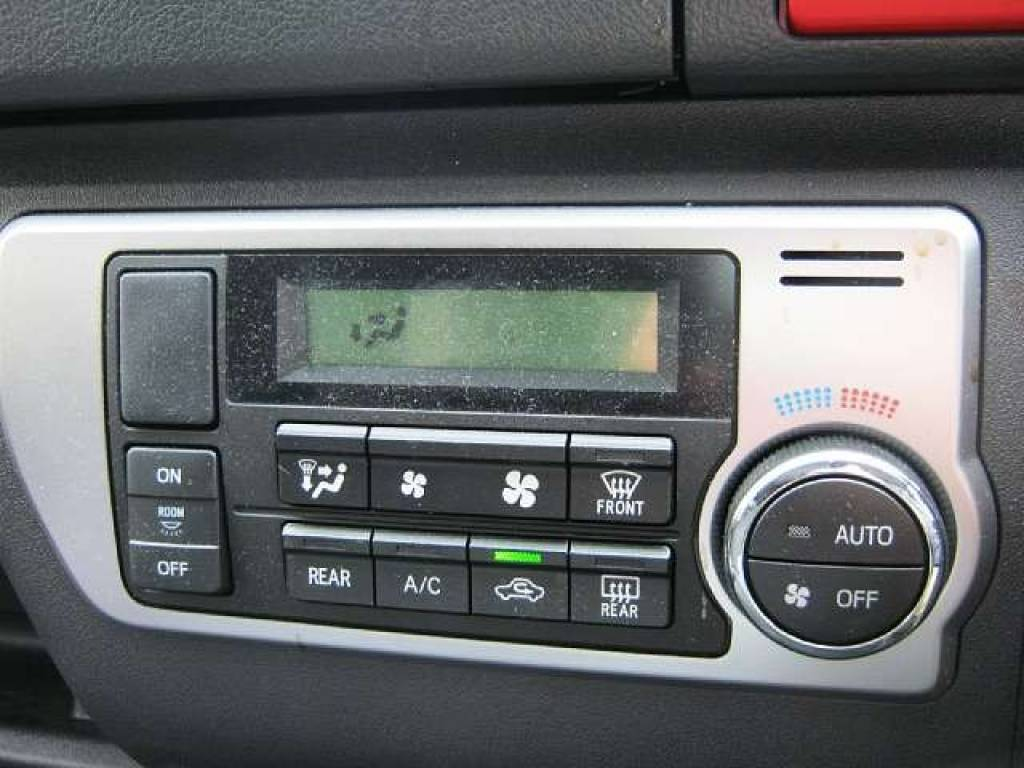 Used 2014 AT Toyota Hiace Van CBA-TRH214W Image[8]