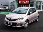 2012 CVT Toyota Vitz DBA-NSP130