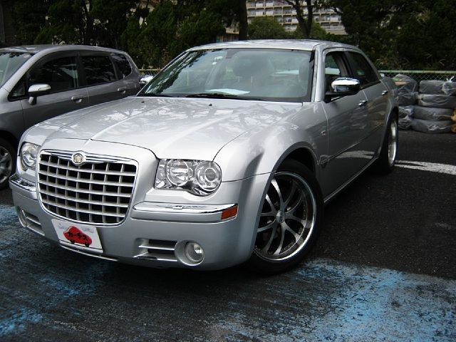 Used 2006 AT Chrysler 300C GH-LX57 Image[0]