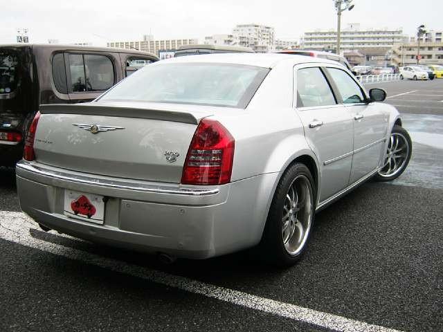 Used 2006 AT Chrysler 300C GH-LX57 Image[2]