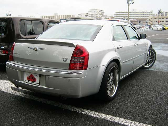 Used 2006 AT Chrysler 300C GH-LX57 Image[2]