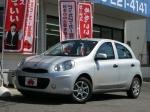 2012 CVT Nissan March DBA-K13