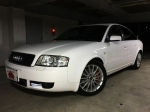 2003 AT Audi A6 GH-4BBESS