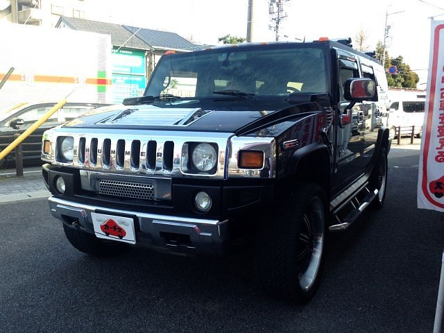 Used 2006 AT GM Hummer 不明