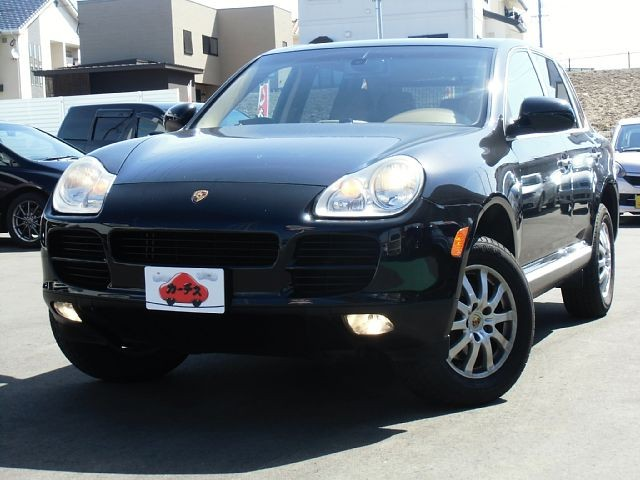 Used 2006 AT Porsche Cayenne -9PABFD-