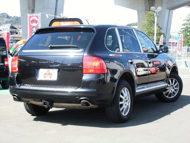 Used 2006 AT Porsche Cayenne -9PABFD- Image[2]