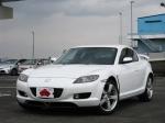 2005 AT Mazda RX-8 ABA-SE3P