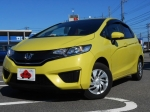 2014 CVT Honda Fit DBA-GK3