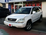 2001 AT Toyota Harrier TA-ACU15W