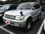2002 AT Toyota Land Cruiser Prado GF-VZJ95W