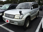 2002 AT Toyota Land Cruiser Prado GF-VZJ95W