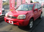 2001 AT Nissan X-Trail TA-NT30