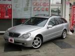 2002 AT Mercedes Benz C-Class GH-203246