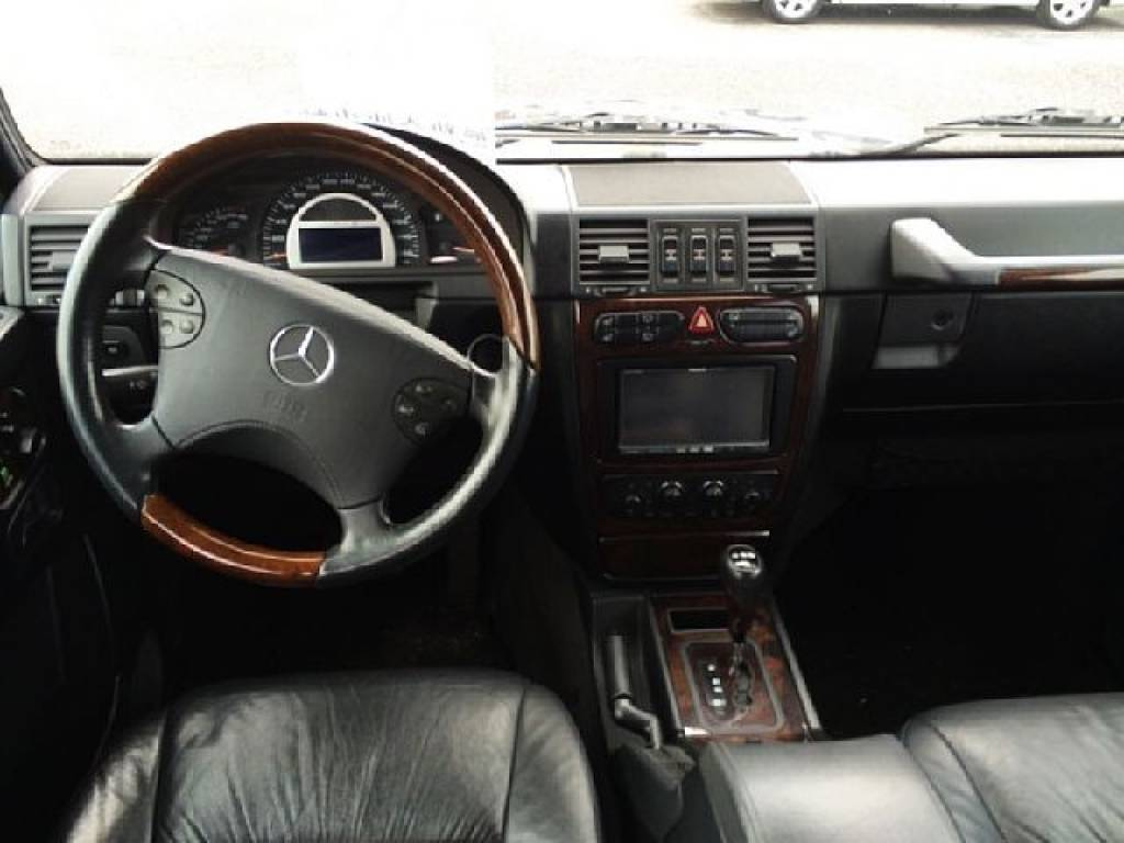 Used 2002 AT Mercedes Benz G-Class 不明 Image[1]