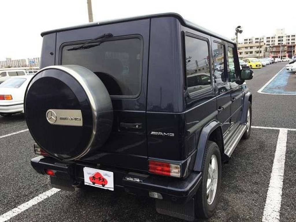Used 2002 AT Mercedes Benz G-Class 不明 Image[2]