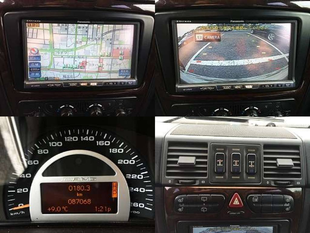 Used 2002 AT Mercedes Benz G-Class 不明 Image[4]