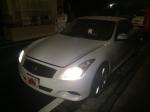 2009 AT Nissan Skyline DBA-CKV36