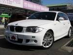 2008 MT BMW 1 Series ABA-UD30