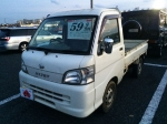 2008 AT Daihatsu Hijet Truck EBD-S211P