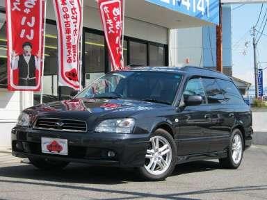 2003 AT Subaru Legacy LA-BHE