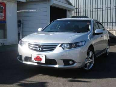 2011 AT Honda Accord DBA-CU1