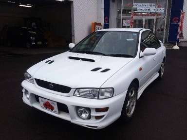 1999 MT Subaru Impreza GF-GC8