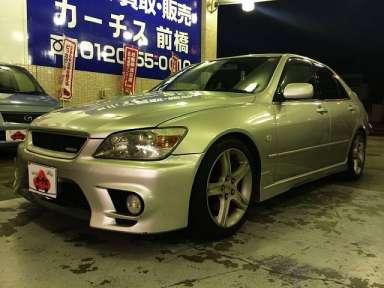1999 AT Toyota Altezza GF-SXE10