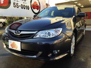 2010 AT Subaru Impreza DBA-GH2