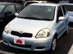 2004 MT Toyota Vitz CBA-SCP10