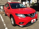 2015 AT Nissan X-Trail DBA-NT32