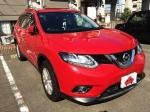 2015 AT Nissan X-Trail DBA-NT32