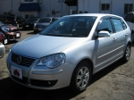 2007 AT Volkswagen Polo ABA-9NBTS