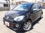 2013 AT Volkswagen up! DBA-AACHY
