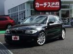 2006 AT BMW 1 Series GH-UF16