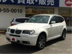 2007 AT BMW X3 ABA-PC30