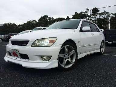 2001 MT Toyota Altezza GF-SXE10