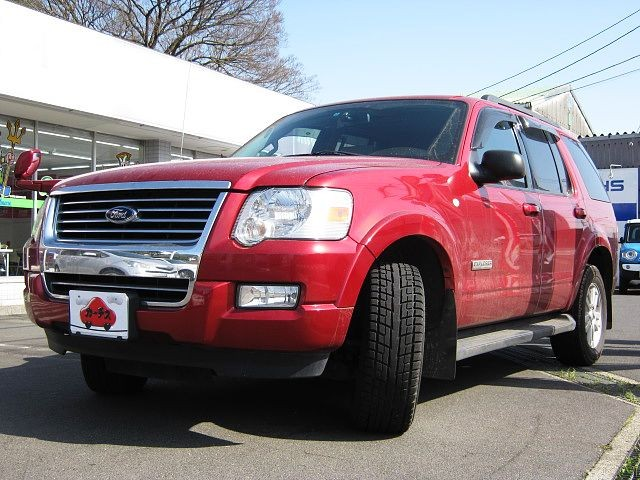 Used 2008 AT Ford  Explorer ABA-1FMEU74