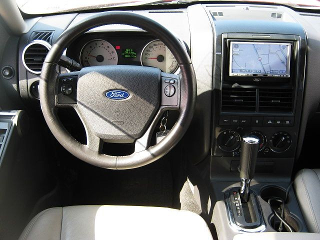 Used 2008 AT Ford  Explorer ABA-1FMEU74 Image[1]