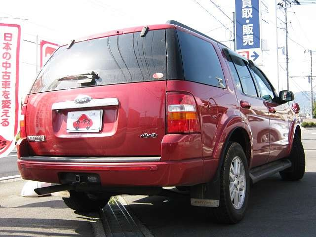 Used 2008 AT Ford  Explorer ABA-1FMEU74 Image[2]