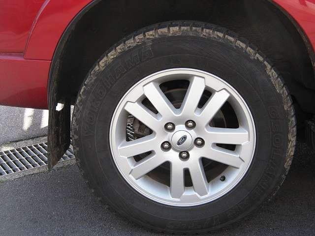 Used 2008 AT Ford  Explorer ABA-1FMEU74 Image[4]