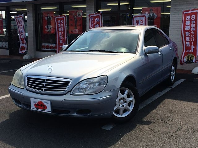 Used 1999 AT Mercedes Benz S-Class GF-220065