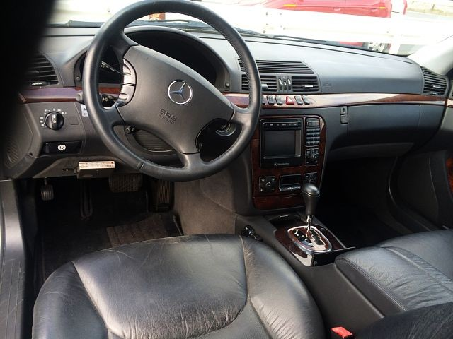 Used 1999 AT Mercedes Benz S-Class GF-220065 Image[1]