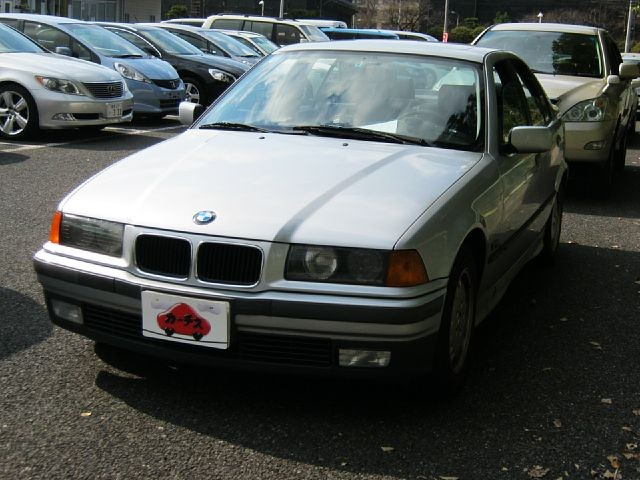 Used 1995 AT BMW 3 Series E-CB25