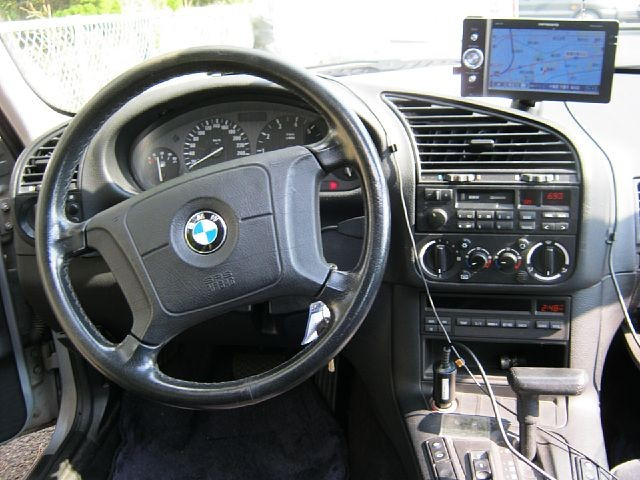 Used 1995 AT BMW 3 Series E-CB25 Image[1]
