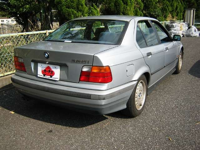 Used 1995 AT BMW 3 Series E-CB25 Image[2]